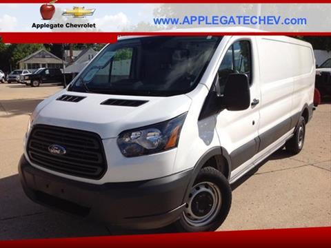 2017 Ford Transit Cargo for sale in Flint, MI