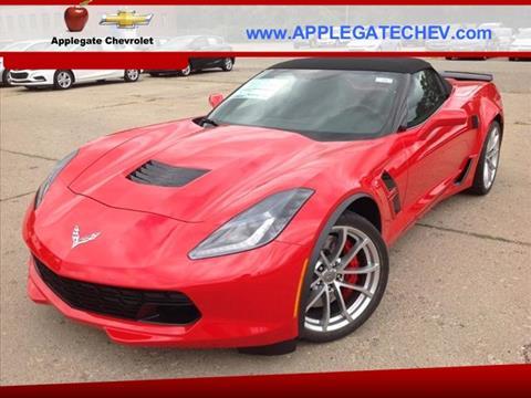 2018 Chevrolet Corvette for sale in Flint, MI