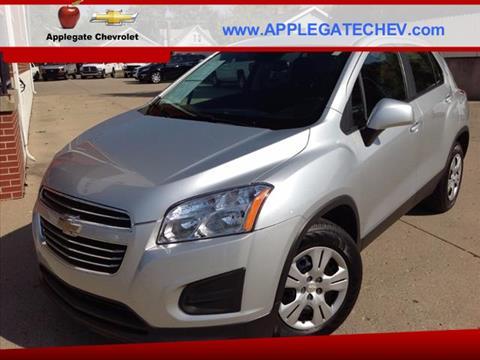 2015 Chevrolet Trax for sale in Flint, MI