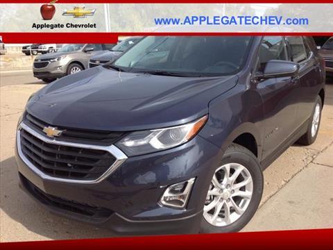 2018 Chevrolet Equinox for sale in Flint, MI