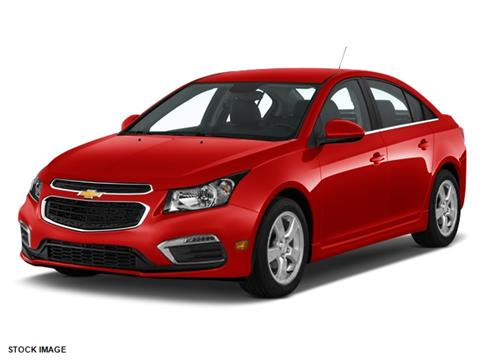 2016 Chevrolet Cruze Limited for sale in Flint, MI