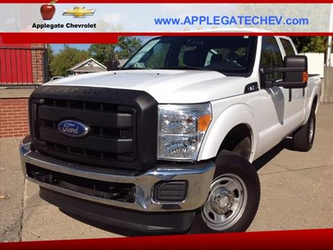 2011 Ford F-350 Super Duty for sale in Flint, MI