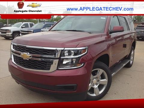 2018 chevrolet tahoe for sale in michigan for Voice motors kalkaska michigan