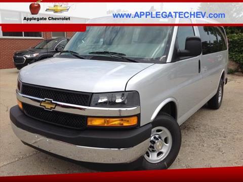 2018 Chevrolet Express Passenger for sale in Flint, MI