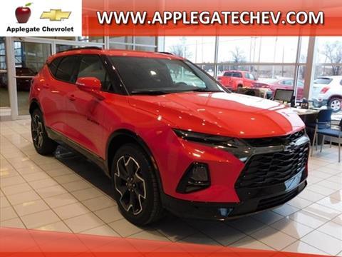 Chevrolet Blazer For Sale In Michigan Carsforsale