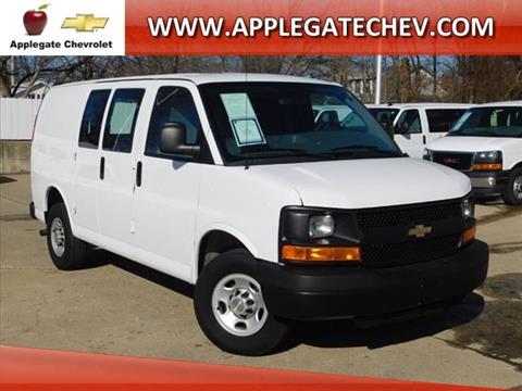2014 Chevrolet Express Cargo for sale in Flint, MI