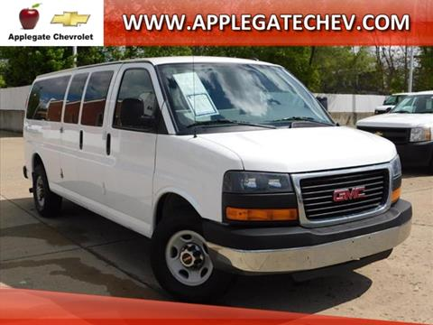 2015 GMC Savana Passenger for sale in Flint, MI