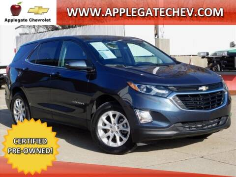 2018 Chevrolet Equinox for sale in Flint, MI