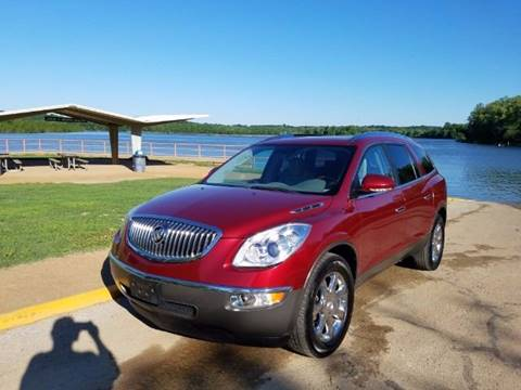 2009 Buick Enclave for sale at Scottrock Motors in Fenton MO
