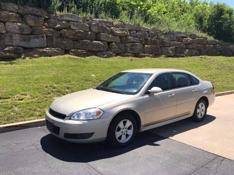 2011 Chevrolet Impala for sale at Scottrock Motors in Fenton MO