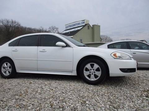 2010 Chevrolet Impala for sale at Scottrock Motors in Fenton MO