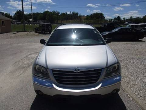 2004 Chrysler Pacifica for sale at Scottrock Motors in Fenton MO