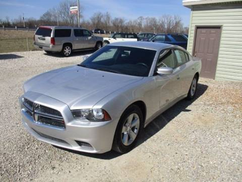 2012 Dodge Charger for sale at Scottrock Motors in Fenton MO