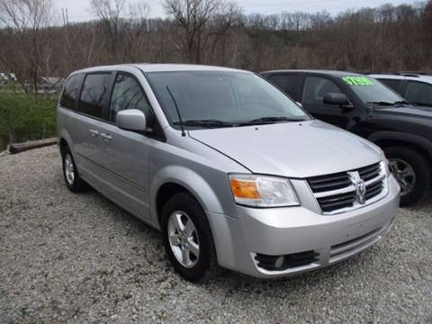 2008 Dodge Grand Caravan for sale at Scottrock Motors in Fenton MO