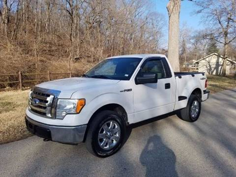 2009 Ford F-150 for sale at Scottrock Motors in Fenton MO