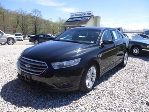 2013 Ford Taurus for sale at Scottrock Motors in Fenton MO
