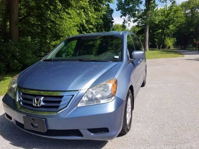 2010 Honda Odyssey for sale at Scottrock Motors in Fenton MO