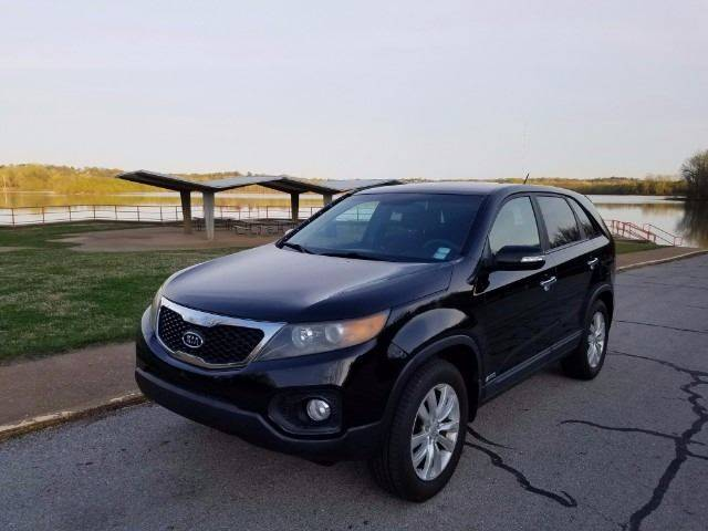 2011 Kia Sorento for sale at Scottrock Motors in Fenton MO