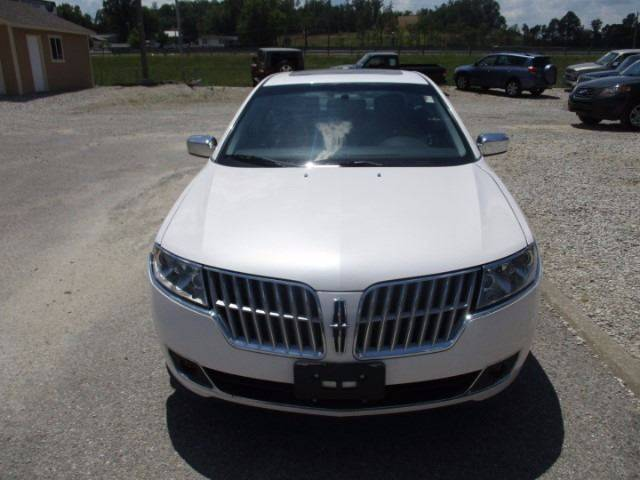 2010 Lincoln MKZ for sale at Scottrock Motors in Fenton MO