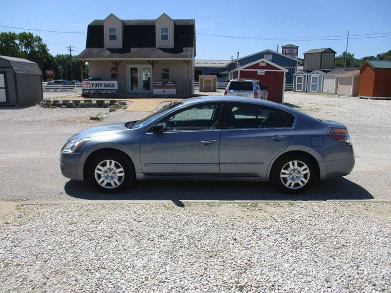 2012 Nissan Altima for sale at Scottrock Motors in Fenton MO