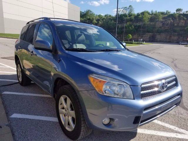 2006 Toyota RAV4 for sale at Scottrock Motors in Fenton MO