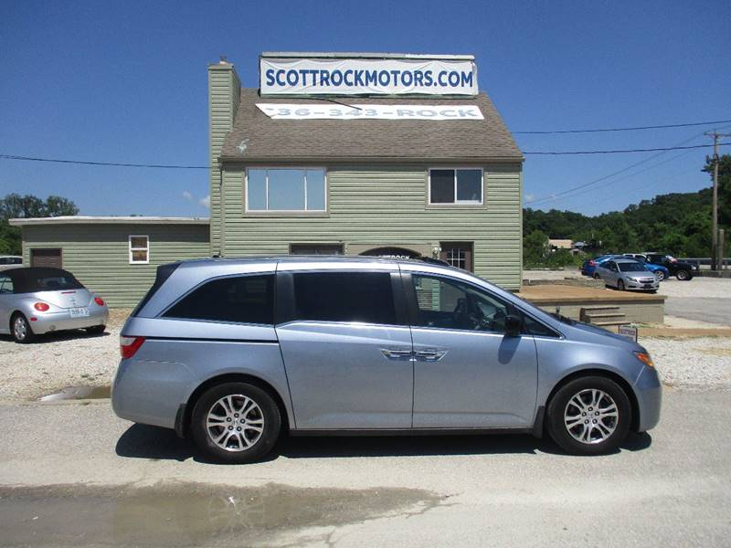 2011 Honda Odyssey for sale at Scottrock Motors in Fenton MO