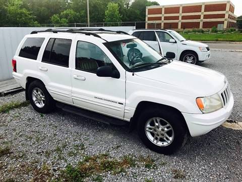 2000 Jeep Grand Cherokee for sale in Tullahoma, TN