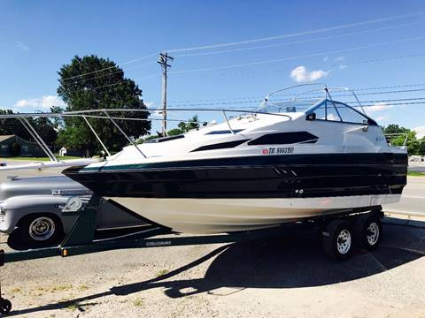 1989 Bayliner 2150 Cierra Sun Bridge