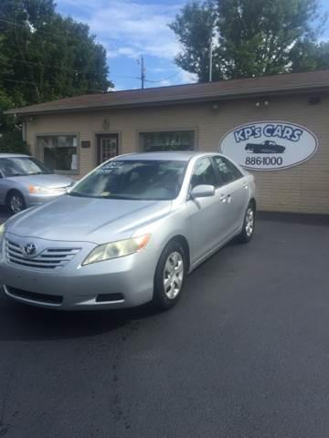 2007 Toyota Camry for sale at KP'S Cars in Staunton VA