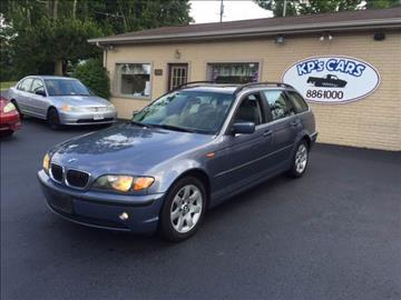 2004 BMW 3 Series for sale at KP'S Cars in Staunton VA