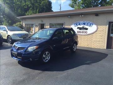2004 Pontiac Vibe for sale at KP'S Cars in Staunton VA
