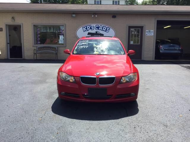 2008 BMW 3 Series for sale at KP'S Cars in Staunton VA