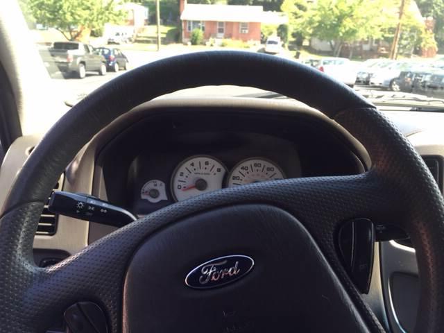 2006 Ford Escape for sale at KP'S Cars in Staunton VA