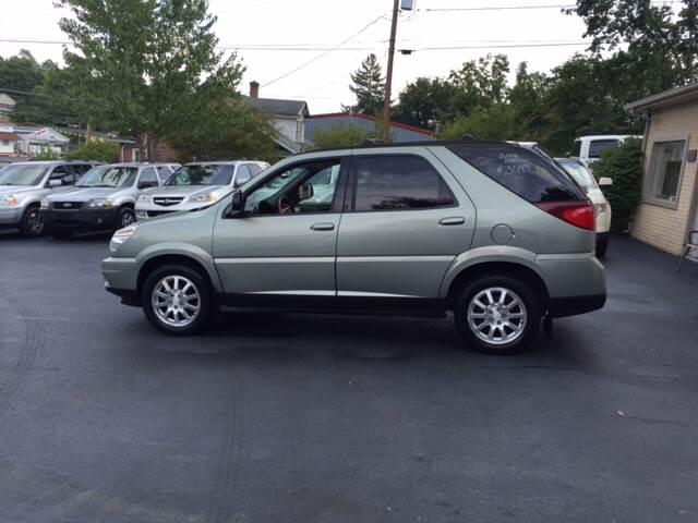 2006 Buick Rendezvous for sale at KP'S Cars in Staunton VA