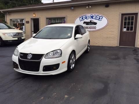 2008 Volkswagen GLI for sale at KP'S Cars in Staunton VA