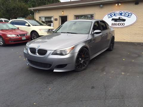 2006 BMW M5 for sale at KP'S Cars in Staunton VA