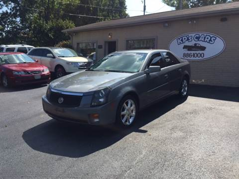 2005 Cadillac CTS for sale at KP'S Cars in Staunton VA