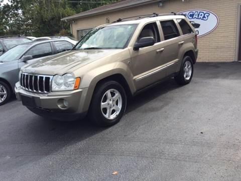 2005 Jeep Grand Cherokee for sale at KP'S Cars in Staunton VA