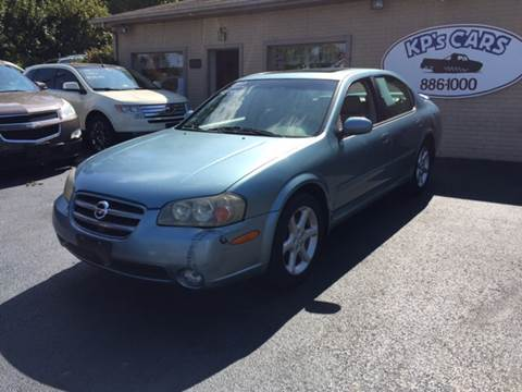 2002 Nissan Maxima for sale in Staunton, VA