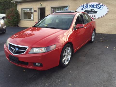 2005 Acura TSX for sale at KP'S Cars in Staunton VA