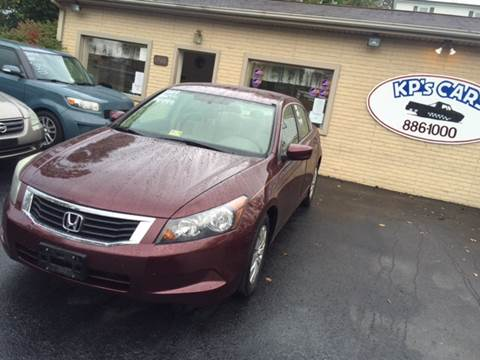 2009 Honda Accord for sale at KP'S Cars in Staunton VA