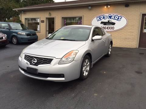 2009 Nissan Altima for sale in Staunton, VA