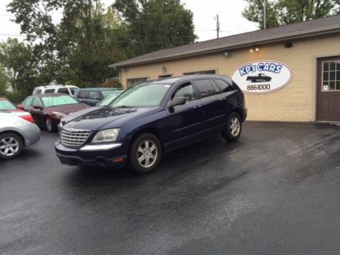 2006 Chrysler Pacifica for sale at KP'S Cars in Staunton VA