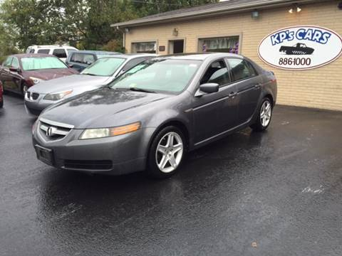 2006 Acura TL for sale at KP'S Cars in Staunton VA