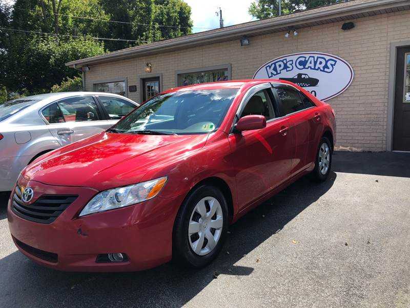 2008 Toyota Camry For Sale At KPu0027S Cars In Staunton VA