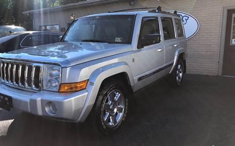2006 Jeep Commander for sale in Staunton, VA