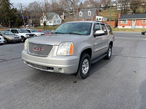 2007 GMC Yukon for sale in Staunton, VA