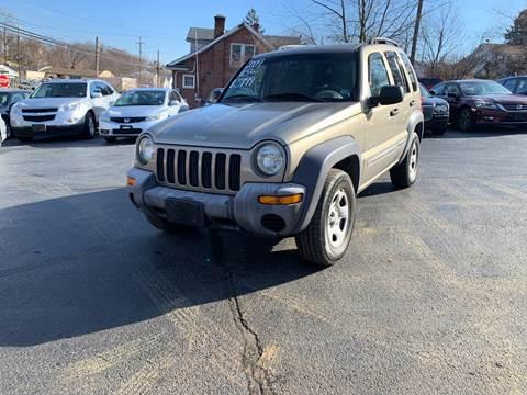 2004 Jeep Liberty for sale in Staunton, VA