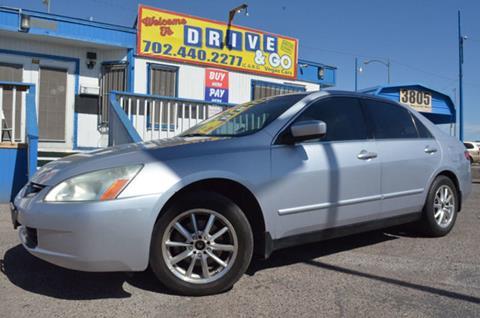 2005 Honda Accord for sale in Las Vegas, NV