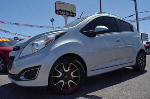 2013 Chevrolet Spark for sale in Las Vegas, NV
